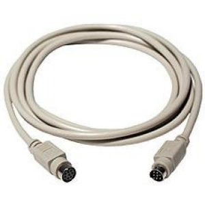 Macintosh to ImageWriter II Cables