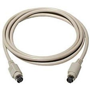 Mini Din 8 Apple Serial Cables