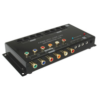 Component Video / RCA with IR Wall Plates