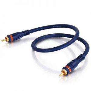 S/PDIF Digital Coax Audio Cable