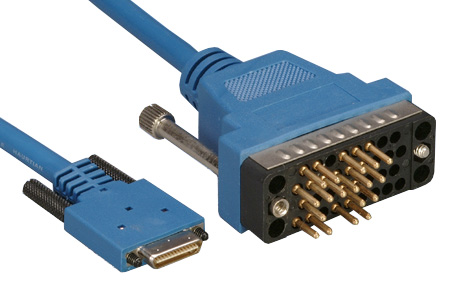NEW Male DTE V.35 Cable 10 Feet for Cisco Device CAB-V35MT