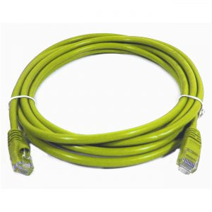 2 Ft Cat6 UTP 550Mhz Patch Cables