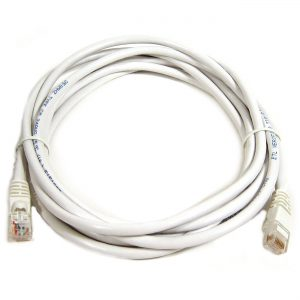25 Ft Cat6 UTP 550Mhz Patch Cables