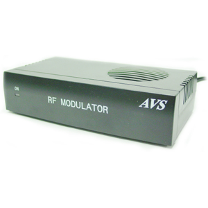 Audio/Video RF Modulator