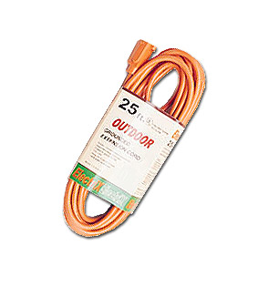 Outdoor/Indoor Power Extension Cords