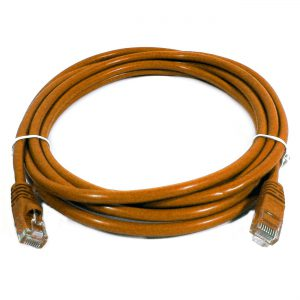 5 Ft Cat6 UTP 550Mhz Patch Cables